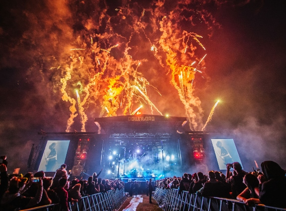 Download Festival cancelled Biffy Clyro to headline Download 2022
