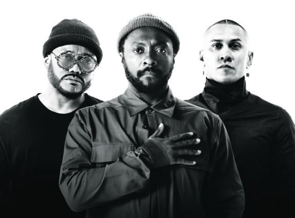 Black Eyed Peas join Robbie Wiliams at British Summer Time Hyde Park