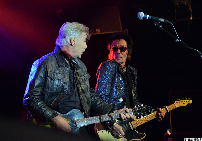 Glen Matlock Band featuring Earl Slick @GBAMF2020