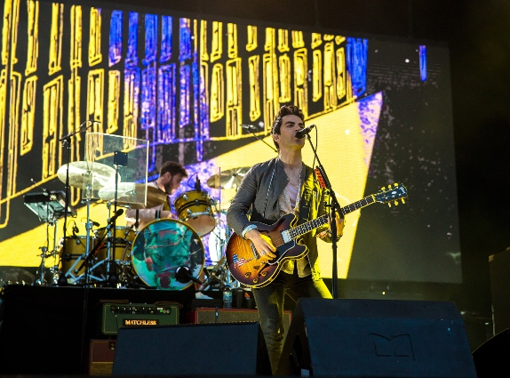 Kendal Calling Line Up including headliners Stereophonics