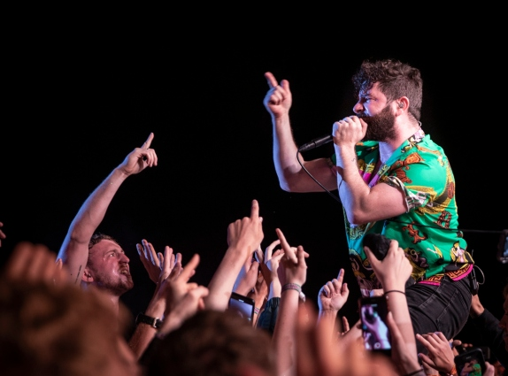 Foals to headline Kendal Calling 2020 - Photo by Jess Jones at Truck Festival