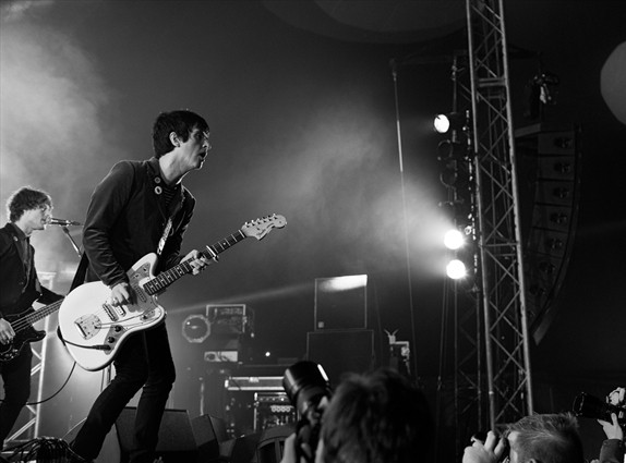 Second wave of acts for Truck Festival including Johnny Marr