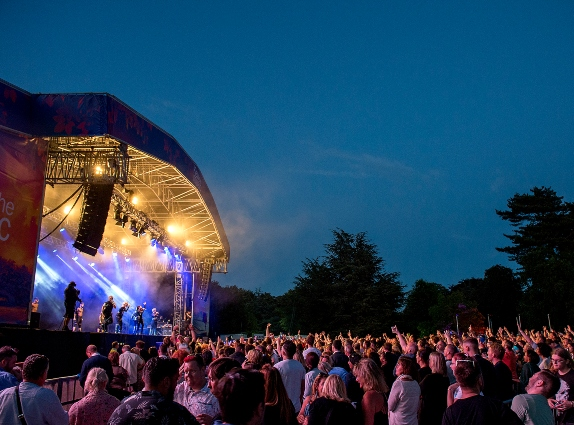 First artists for Kew The Music 2020