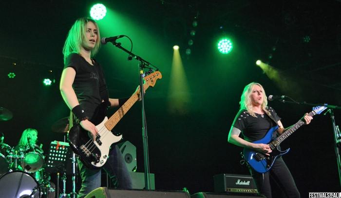 Rock Goddess @Giants Of Rock 2020