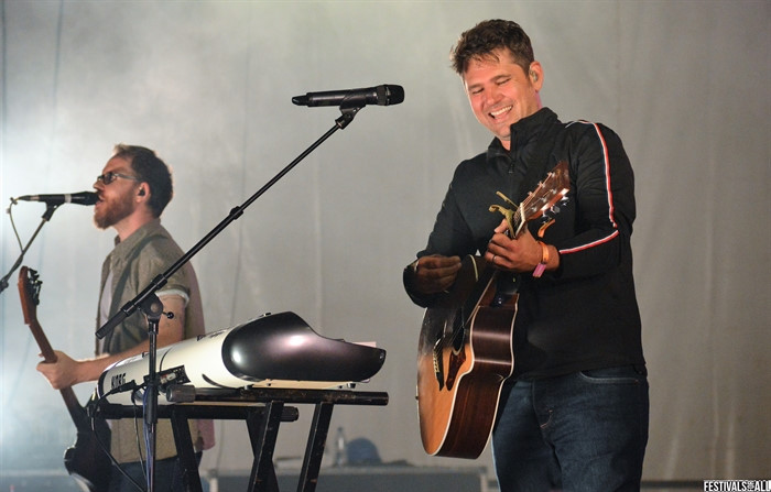 Scouting For Girls @Lakefest21