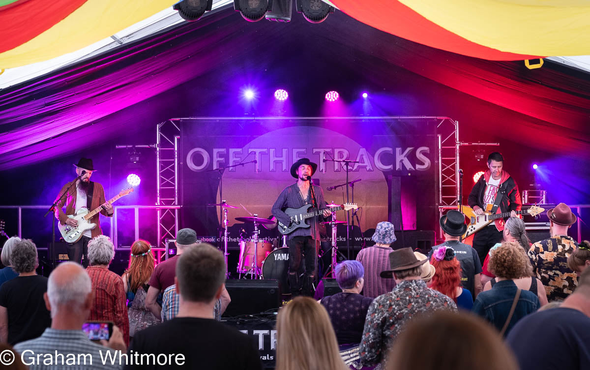 Xander and the Peace Pirates @Off The Tracks Festival 2021