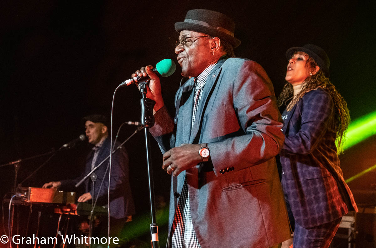 Neville Staple Band @ Off The Tracks 2019