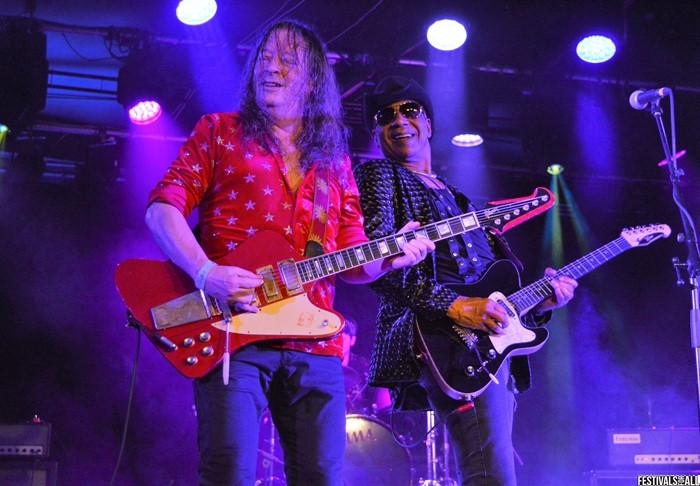 Malone Sibun Band @Giants Of Rock 2020