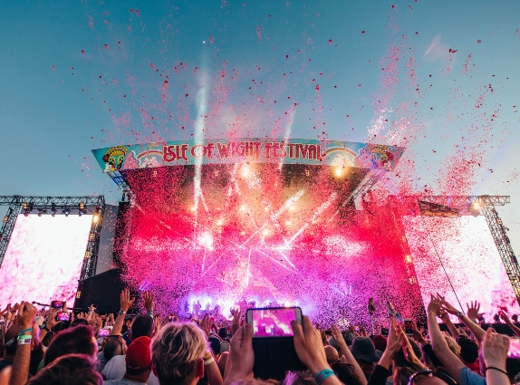 The Isle of Wight Festival moves to September