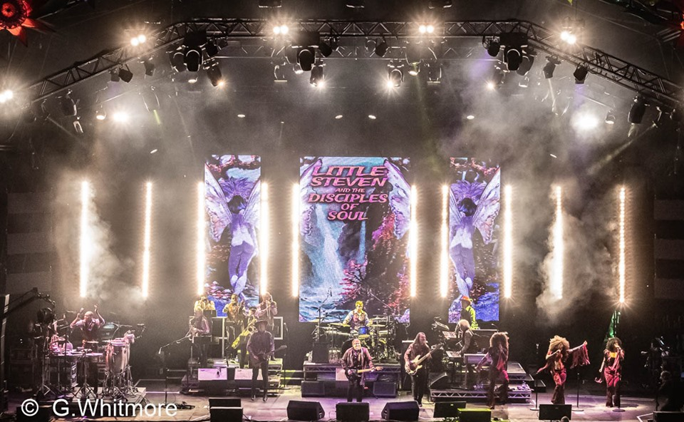 Little Steven And The Disciples Of Soul at Beaded Theory 2019