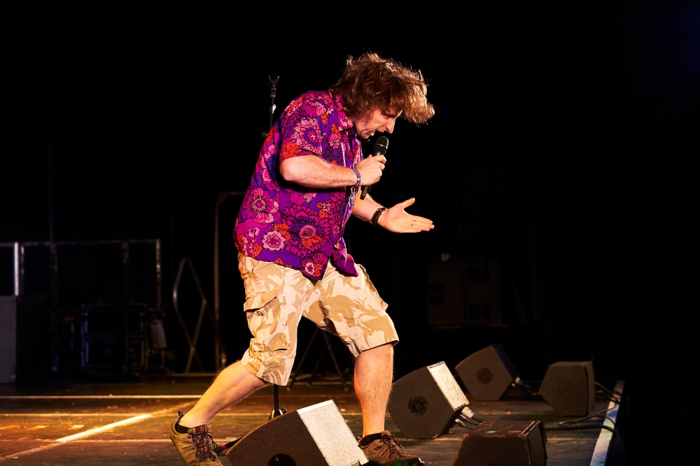 Milton Jones at Deer Shed Festival