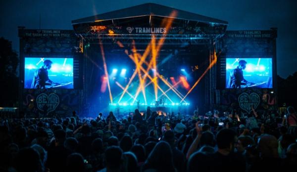 Tramlines Top 100 festivals