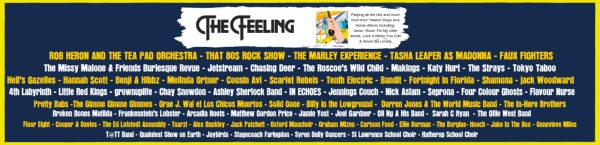 Lechlade Festival 2019 Line Up