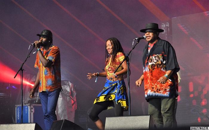 Kanda Bongo Man @ Lakefest 2019