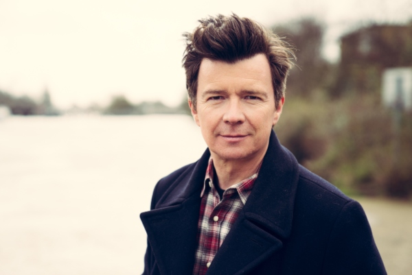 Rick Astley to headline Hampton Court Palace Festival 2020