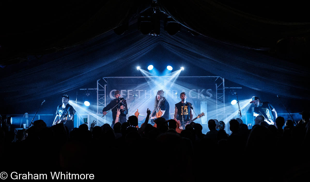 Ferocious Dog @Off The Tracks Festival 2021