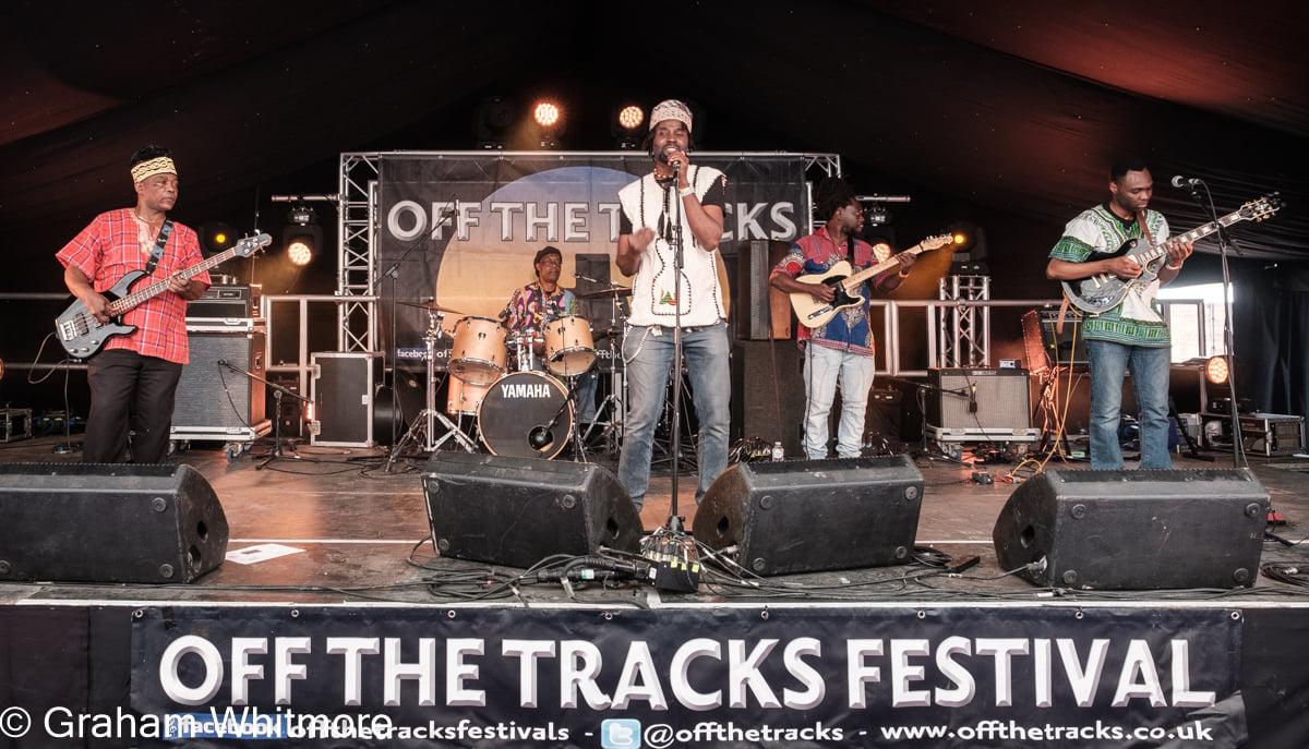 Kasai Masai @Off The Tracks Festival 2021