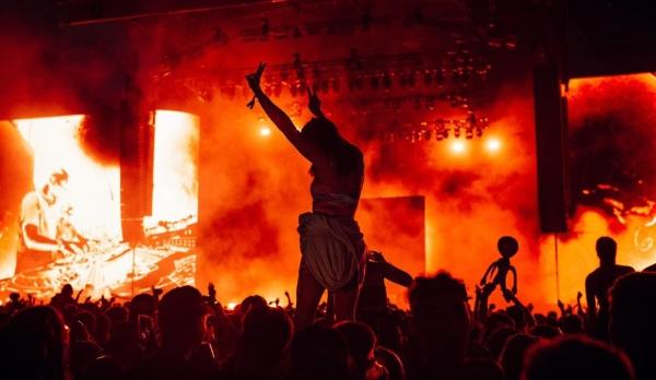 Reading Festival Top 100 UK Festivals