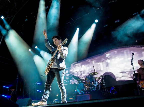 Stereophonics to headline Y Not Festival