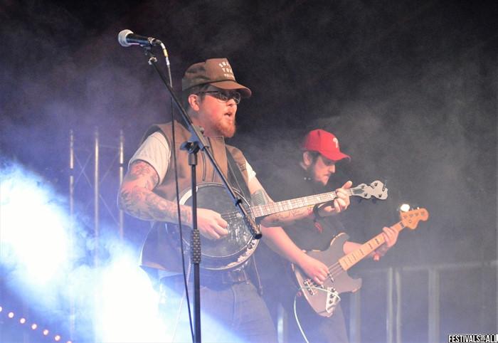 Darren Eedens & Slim Pickins @Lakefest21