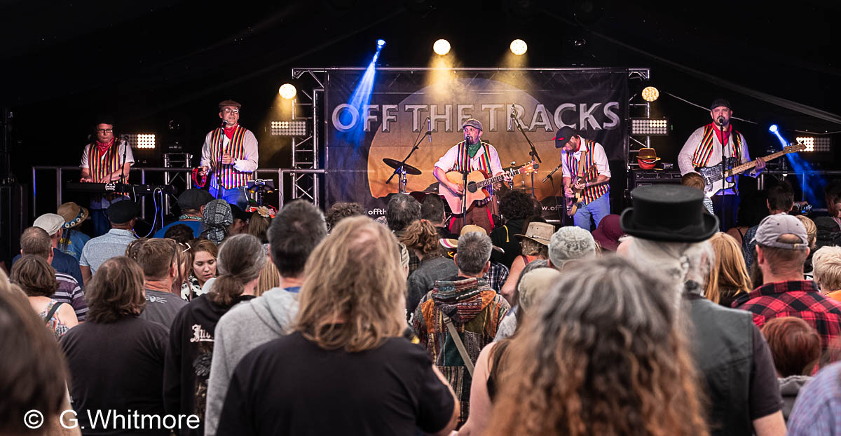 Lancashire Hotpots @ Off The Tracks 2019