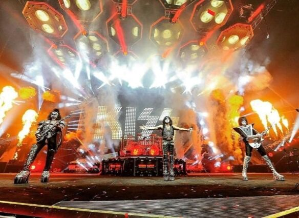 Kiss, Iron Maiden and System of a Down to headline Download 2020