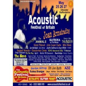 The Acoustic Festival of Britain 2012