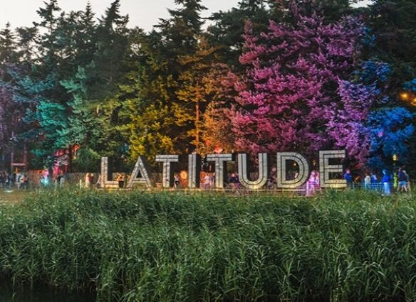 Latitude gets go ahead, plus further acts announced