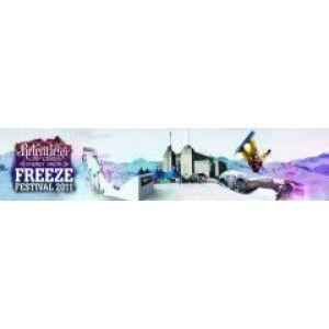 Relentless Freeze Festival 2011