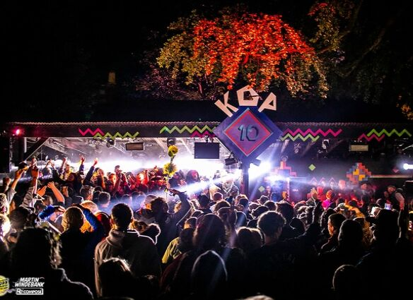 Max Cooper (Live AV), Andrew Weatherall, and Henge among first acts for Kelburn Garden Party
