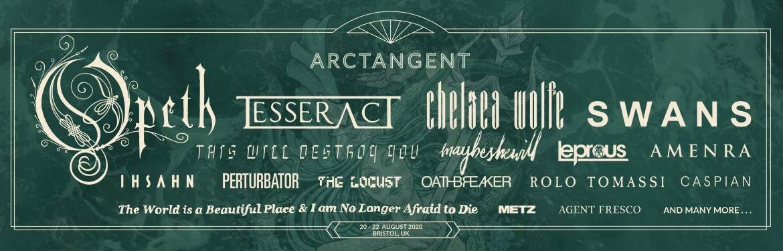 ArcTanGent Festival 2020