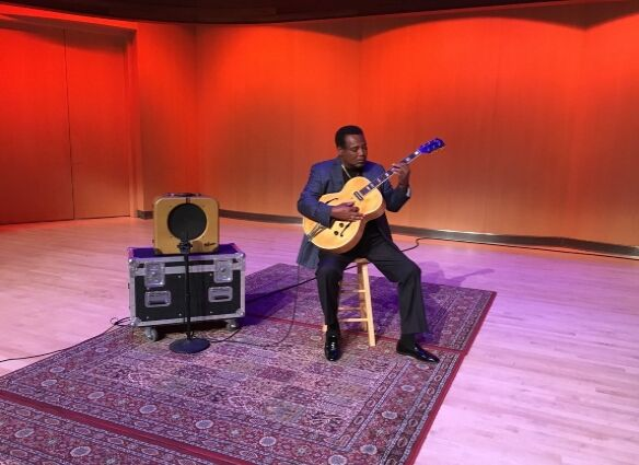 George Benson set to appear at Hampton Court Palace Festival 2020