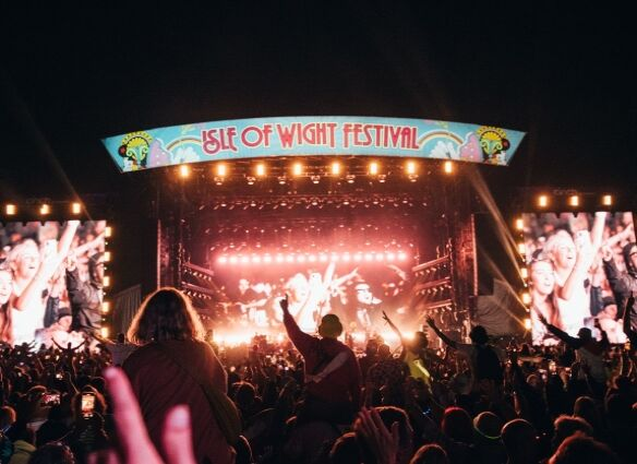 First wave of artists for Isle of Wight Festival 2022 inc headliners Lewis Capaldi, Lionel Richie, Kasabian, Pete Tong & the Heritage Orchestra and Muse