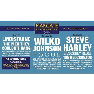Margate Rhythm & Rock Festival 2019
