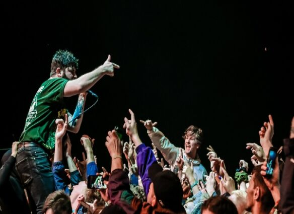TRNSMT reveals first wave of acts for 2022