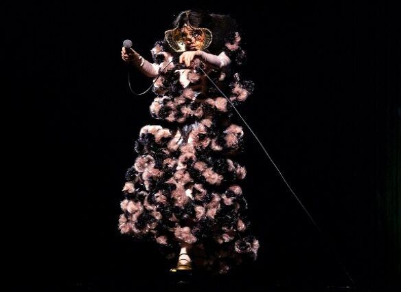 Björk to headline bluedot Festival