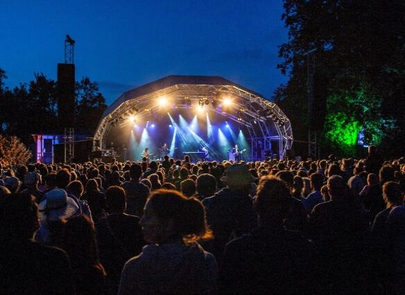 First wave of artists for Larmer Tree including James, Jack Savoretti, and Frank Turner