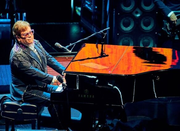 Elton John to appear at BST