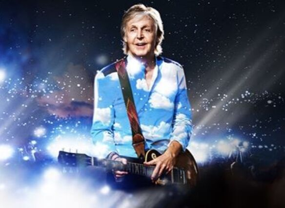 Paul McCartney to headline Glastonbury 2020