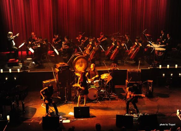 10th anniversary orchestra show in tokyo