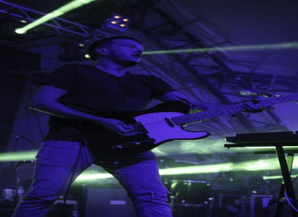 65daysofstatic at ArcTanGent 2013