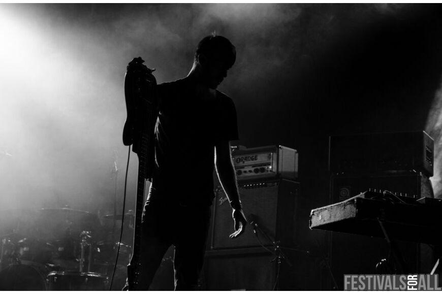 65daysofstatic at Sonisphere 2014