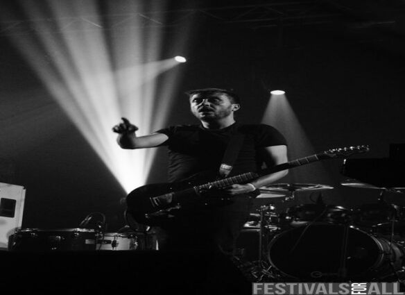 65daysofstatic at Sonisphere 2014