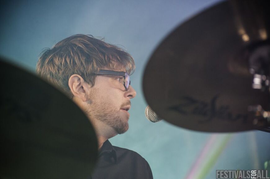 AK/DK at ArcTanGent Festival 2014