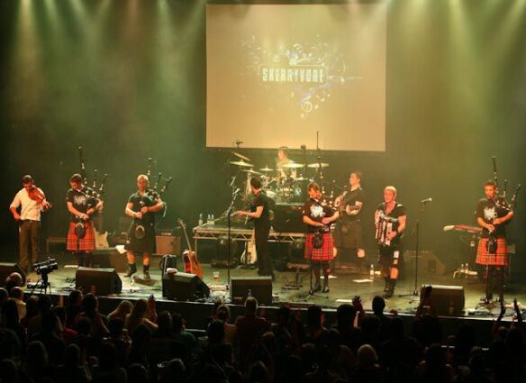 Album Launch O2 ABC Glasgow