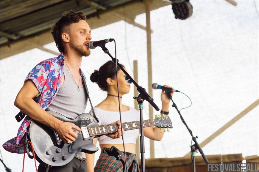 Arcaves at Brownstock 2015
