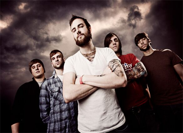 august burns red 2010