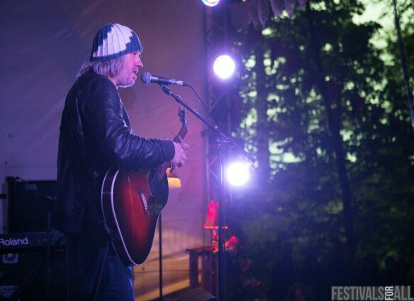 Badly Drawn Boy at Festival No 6