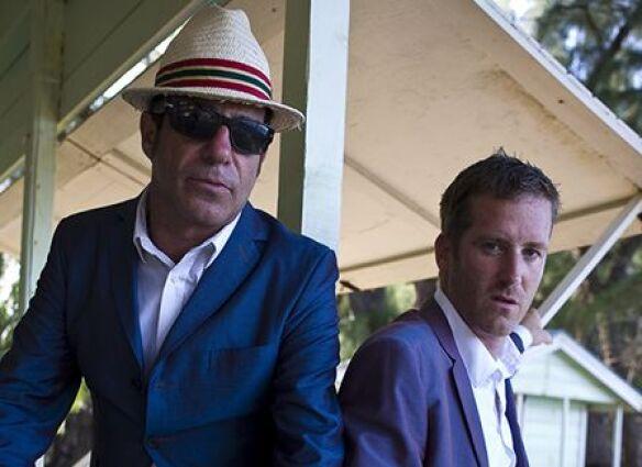 Barry Ashworth & Jason O'Bryan 2009
