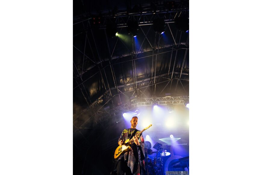 Basement Jaxx at Brownstock 2015
